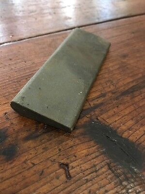 Old Sharpening Stone Vintage Antique Sharpen Knives Knife