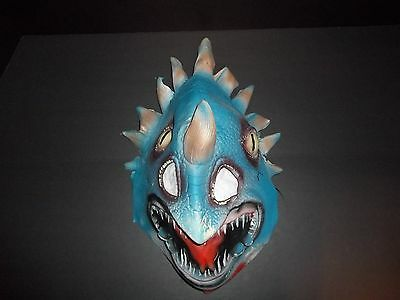 Vintage Halloween Mask Super Funky 80s?