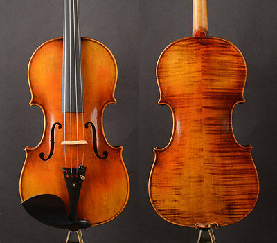 Special Offer! A Strad Model T19vioin !Advanced ! Rich warm tone !