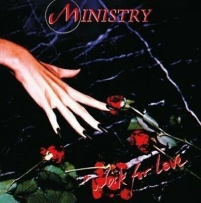 Ministry - Work for Love [New CD] Holland - Import