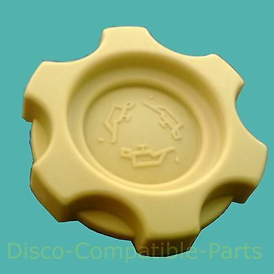 Land Rover Discovery 2, TD5 Engine Oil Filler Cap By Bearmach
