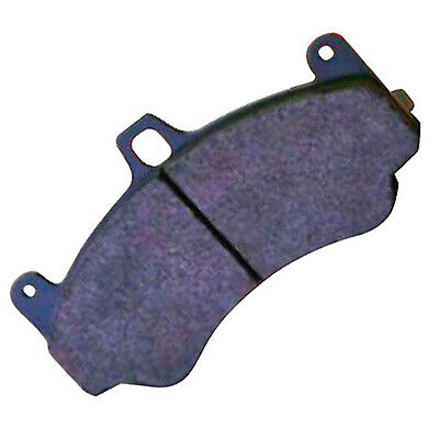 Ferodo DS2500 Front Brake Pads For Audi 100 2.1 E 10V 1980>1982 - FCP775H