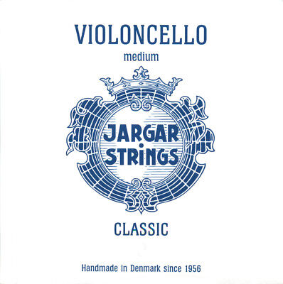 JARGAR Classic 4/4 Size Set Of Cello Strings *NEW*