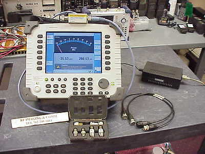 Agilent Technologies E7495B 10 Mhz - 2.7GHz Base Station Test Set
