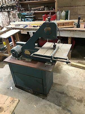 Coronet Imp Band Saw, 240v Single Phase