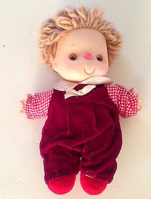 Vintage 1980s Icecream Ice Cream Doll Boy Original Outfit
