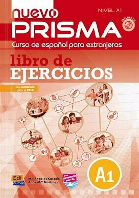 Nuevo prisma c1 exercises book cd by nuevo prisma team nuevo prisma a1 exercises book cd by edinumen team book the cheap fast free fandeluxe Images