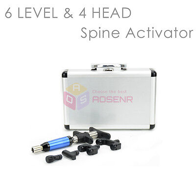 Spine Chiropractic/Activator 4Heads Chiropractic Adjusting Tool Impulse Adjuster