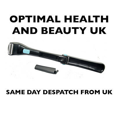 Electric Back Shaver Folds For Storage 2 Blade Sizes  Uk Same Day