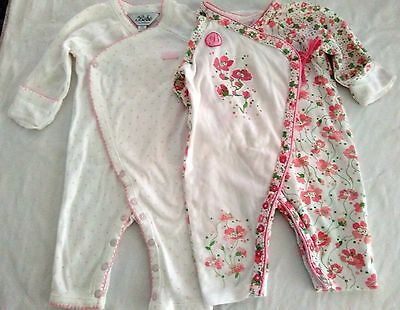 2 Baby Outfits Bebe by Minihaha Baby Clothing Girls Size 00