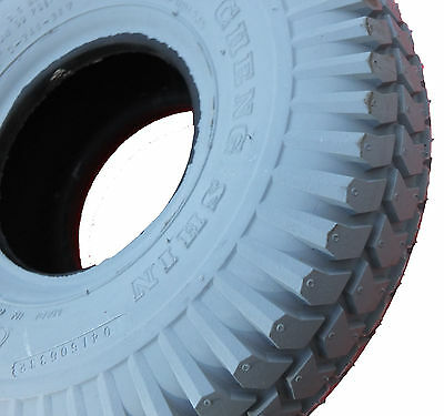 260 x 85 TYRE FOR MOBILITY SCOOTERS NEW 3.00-4 TYRE GOOD QUALITY WITH INNER TUBE