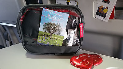 org. Amenity Kit | AIRBERLIN | BUSINESS CLASS | m. L´OCCITANE Kosmetik | NEU!
