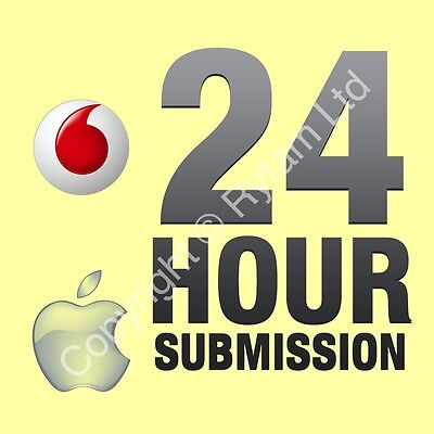 Unlock Code Service Apple iPhone 7 & iPhone 7 Plus Vodafone UK IMEI ONLY 24HRS*