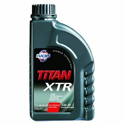 Fuchs TITAN XTR 5w-30 High Performance Synthetic Engine Oil 1 Litre 1L Ford