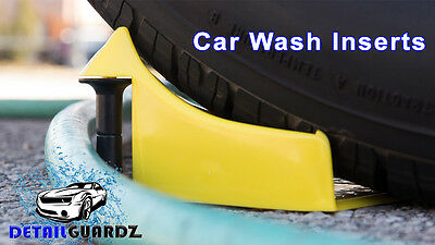 Car Auto Cleaning Detail Guardz Detailing Wash Cleaner Tool - 2 Pack Yellow