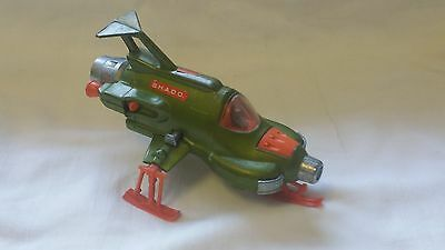 Dinky Toys - SHADO - Ufo Interceptor - 351 - Made in England - Loose - RARE!