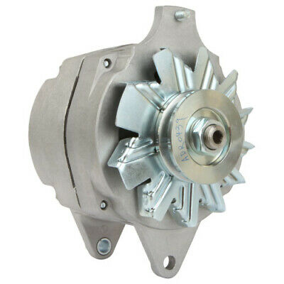 NEW ALTERNATOR FOR YANMAR MARINE ENGINES 120 Amp 3JH2 3JH3 4JH3 6LY2 ADR0439
