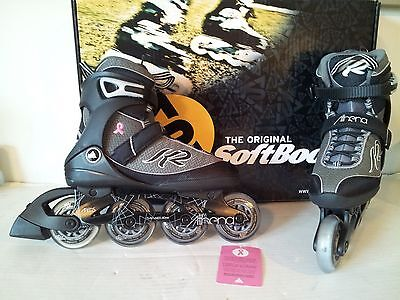 K2 Athena 2013 women's size 8 1/2 SUPER SPECIAL! NEW IN BOX!