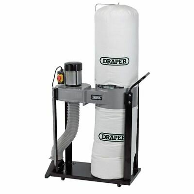 Draper 750w 230v Portable Dust/Chip Extractor 79359