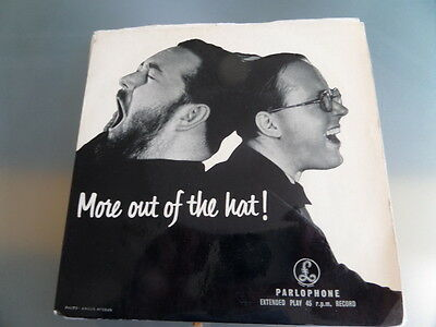 """Flanders & Swann More out Of The Hat 7"""" Single 45rpm"""