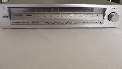 Philips F.2213 AM FM Stereo Tuner