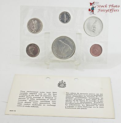 1967 Canada Proof Like 6 Coin Set