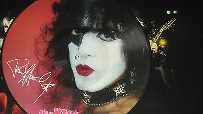 KISS-  Picture disc  -  Rare!