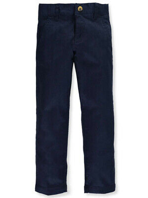 French Toast Little Boys' Twill Straight Fit Chino Pants (Sizes 4 - 7)