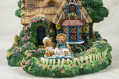 Cherished Teddies Village A Picnic For 2