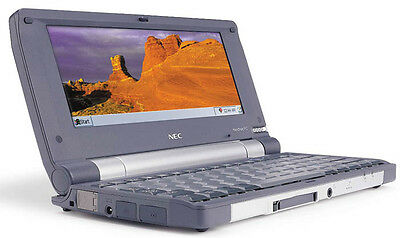 NEC Mobilepro 900 with Windows Handheld PC 2000 Portable Computer on SALE!