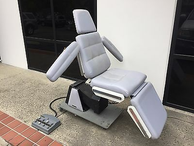 Dexta Power Procedure Chair / OR Table with Armboards, Electric Exam Chair