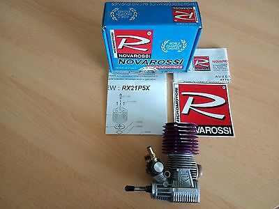 Novarossi P5X Long Stroke 21 Nitro buggy Engine