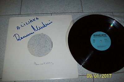 Romano Mussolini & Friends New Orleans,i Love You/rm Record 3301/1981 Autograf!