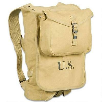 WW2 Reproduction US M1928 Knapsack Backpack Haversack
