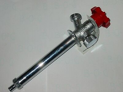 "Frost Free PEX Wall Faucet w/ Anti Siphon 6"" x 1/2"" Non Freeze Hydrant NEW"