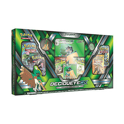 Pokemon TCG Decidueye GX Premium Collection