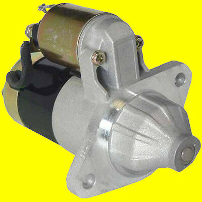 NEW STARTER YANMAR MARINE ENGINE 3GM 3GM30 3GMD 3GMF 1980-On w 3cyl Diesel