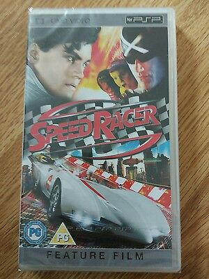 Sony PSP DVD / Movie - Speed Racer * Brand new and sealed*