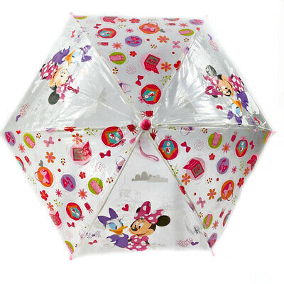 Disney Minnie Mouse Molded Umbrella for girls