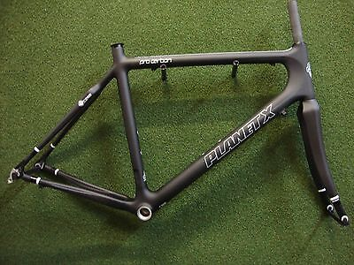 NEW Planet X Pro Carbon Road Race Bike Cycling Carbon Frame & Forks Small