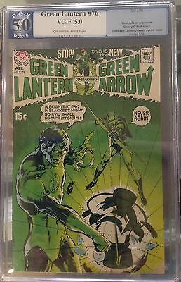 Green Lantern #76 (Apr 1970, DC)
