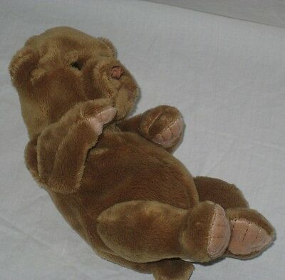 """Furreal Friends 9"""" Brown Bear Cub Coos Snores Whines 94280"""