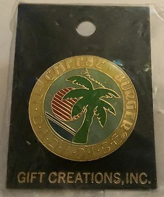 Jimmy Buffett Cheeseburger In Paradise Pin Maui