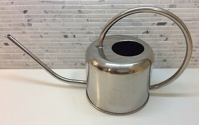 Stainless Steel Watering Can Bonsai Mid Century Modern Design