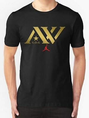 New andre ward Men's Black T shirt size S to 2XL