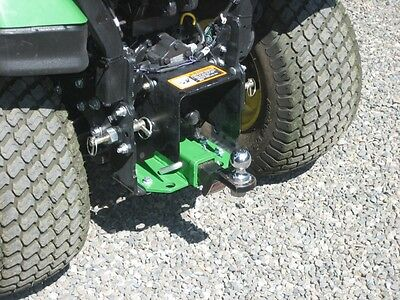 Receiver Hitch for John Deere 2305 Sub Compact Tractors
