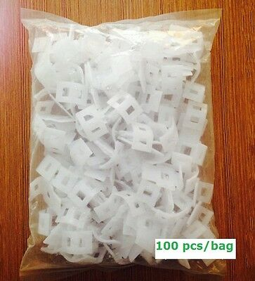 500PCS/Lot Tile Leveling System Straps and Clips---only clips