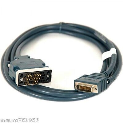cavo router hdsl Cisco V.35 Male DTE Cable 72-0791-01 CAB V35MT