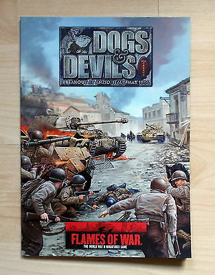 Flames Of War Dogs And Devils Supplement