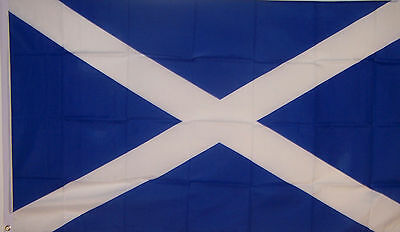 NEW BIG 2X3ft ST ANDREWS CROSS SCOTLAND COUNTRY BANNER FLAG FLAGS